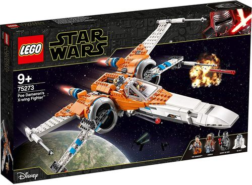 LEGO Star Wars 75273 Poe Damerons X-Wing Starfighter