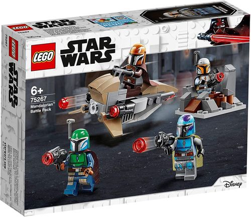 LEGO Star Wars 75267 Mandalorianer Battle Pack